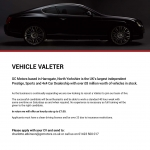 Valeter Vacancy